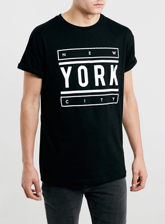 Topman NY T-Shirt, $25