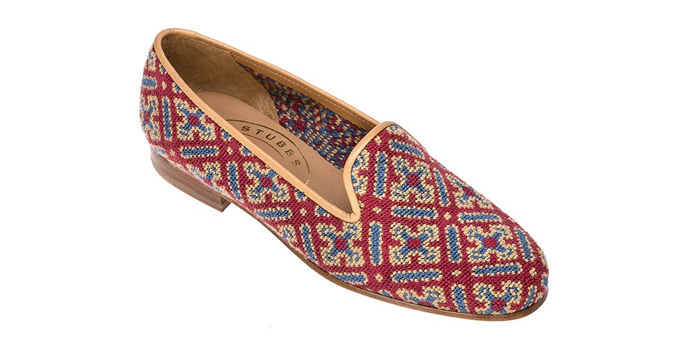 Stubbs & Wootton Cuenca Slipper, $495
