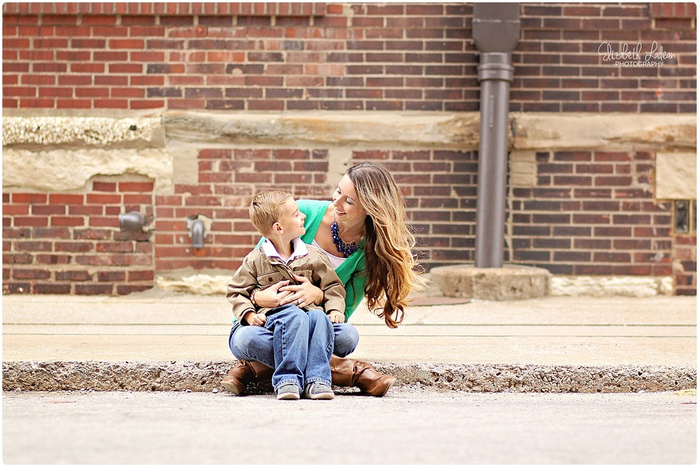 West Bottoms Kansas City family photography