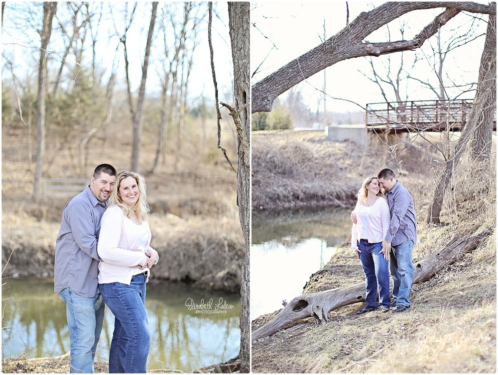 Ironwoods Park engagement session