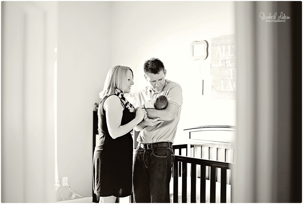 kansas city newborn photography