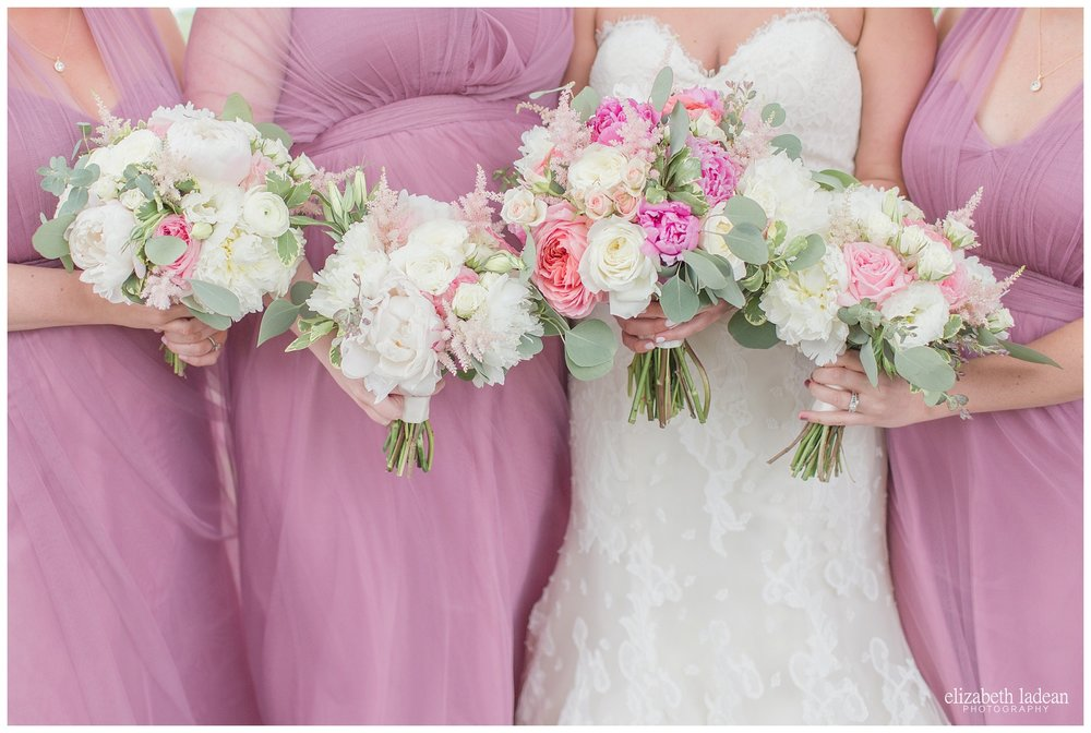 Bridal bouquets Kansas City Weddings