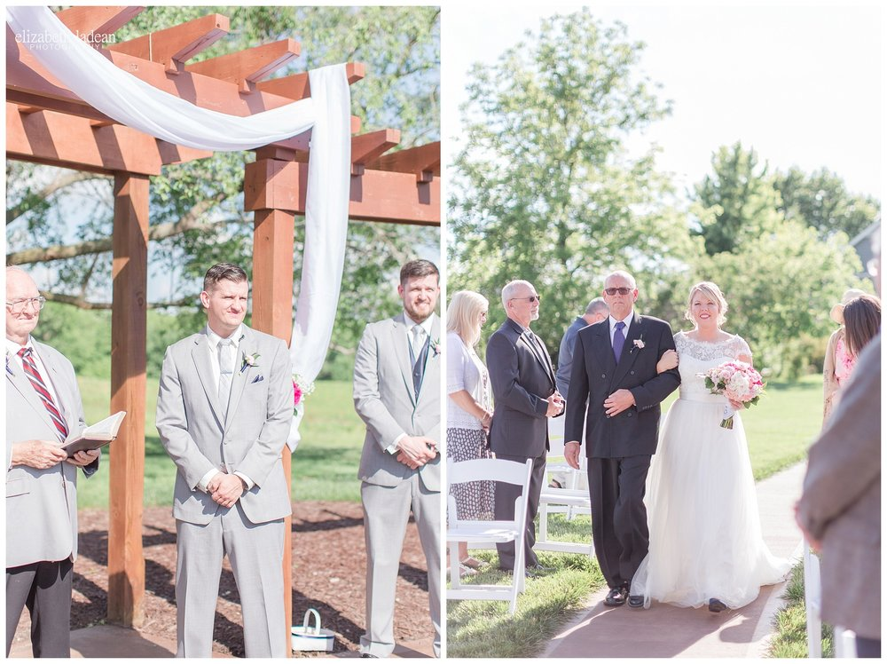 Wedding Ceremonies at The Legacy at Green Hills