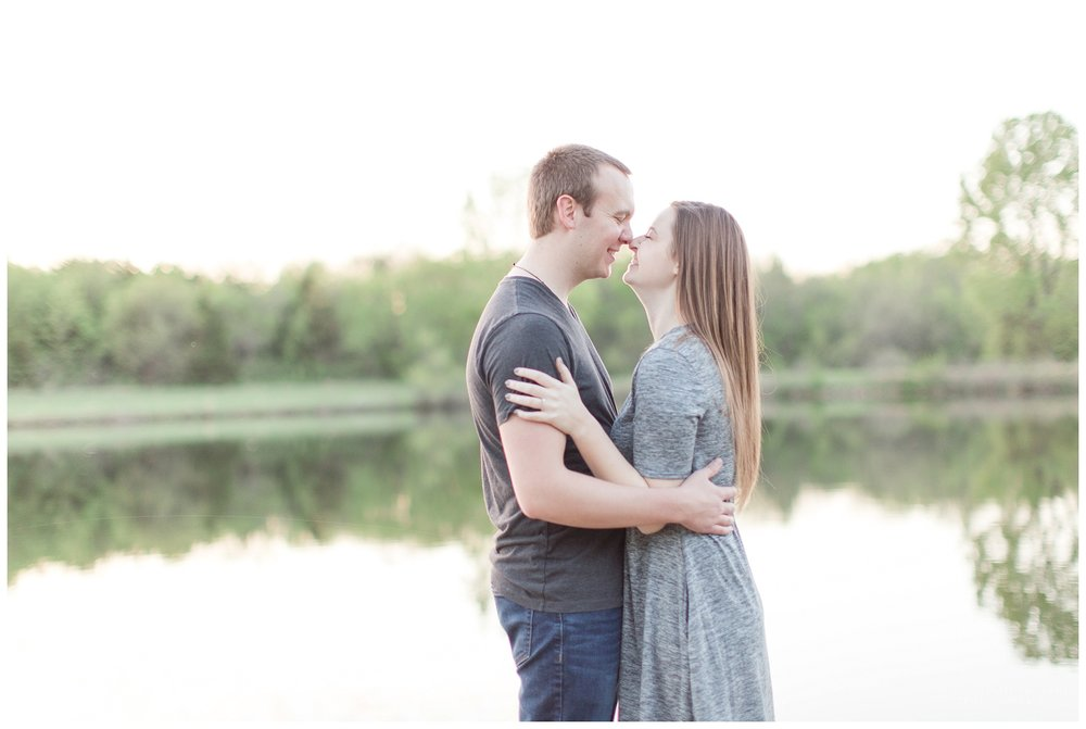 KC Engagement Photographer