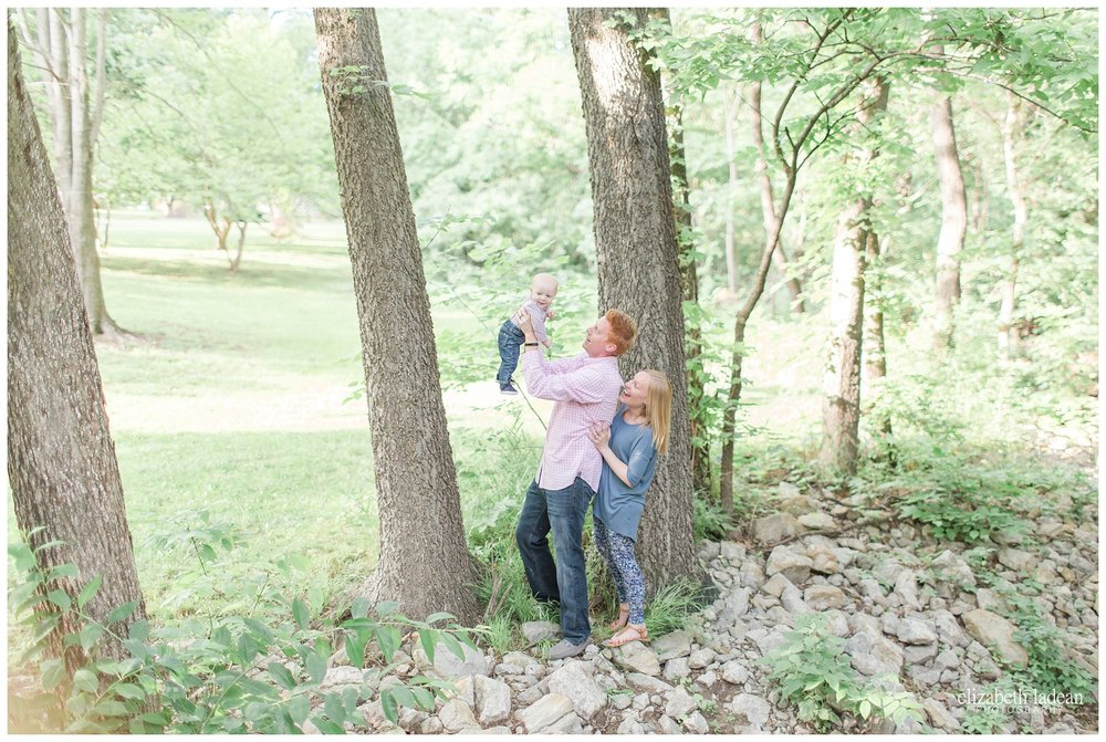 Antioch Park Kansas Family photography