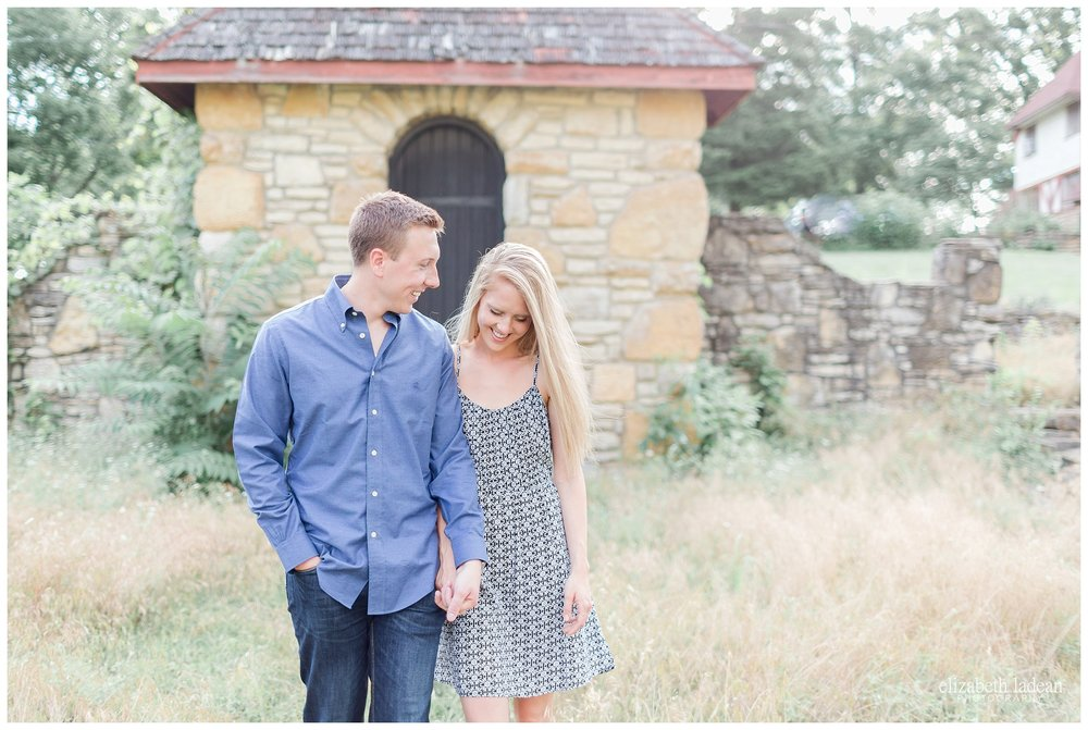 Unity Village KC engagement session