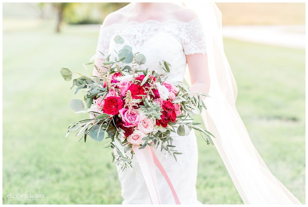 Wildhill Florals wedding day bridal bouquet, Elizabeth Ladean