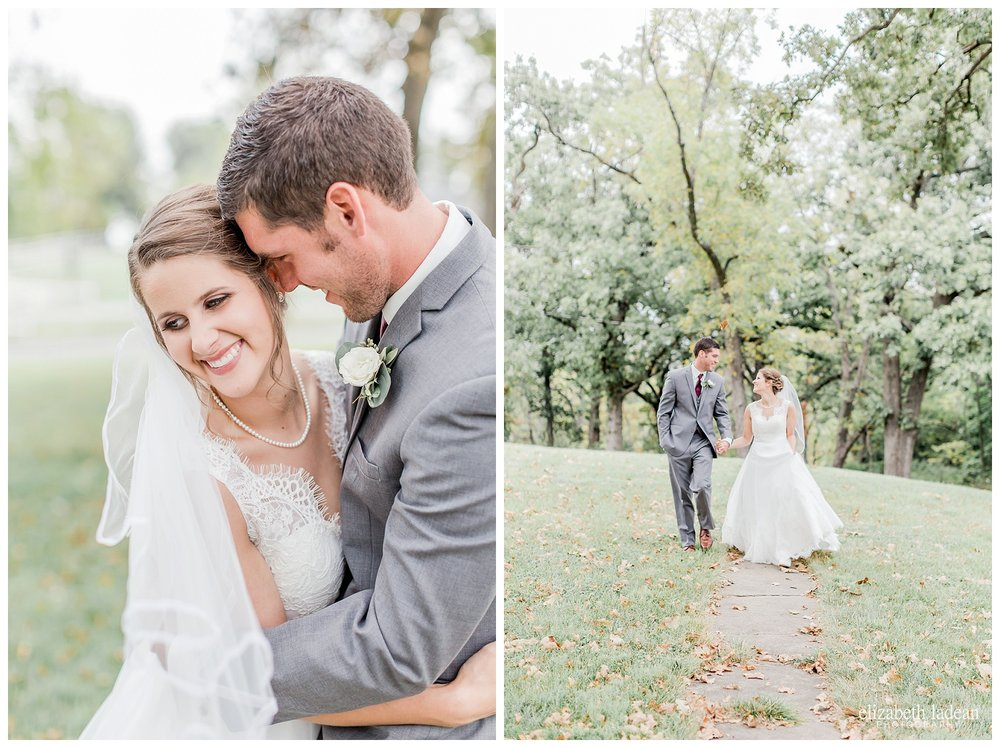 Wedding photographer in Kansas City