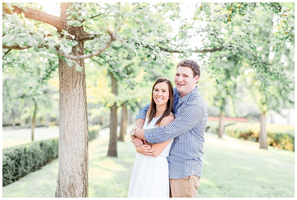 Kansas City engagement session