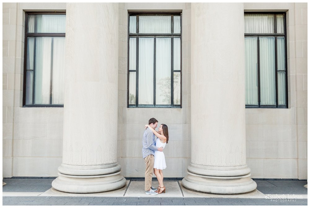 Nelson Atkins Engagement Session