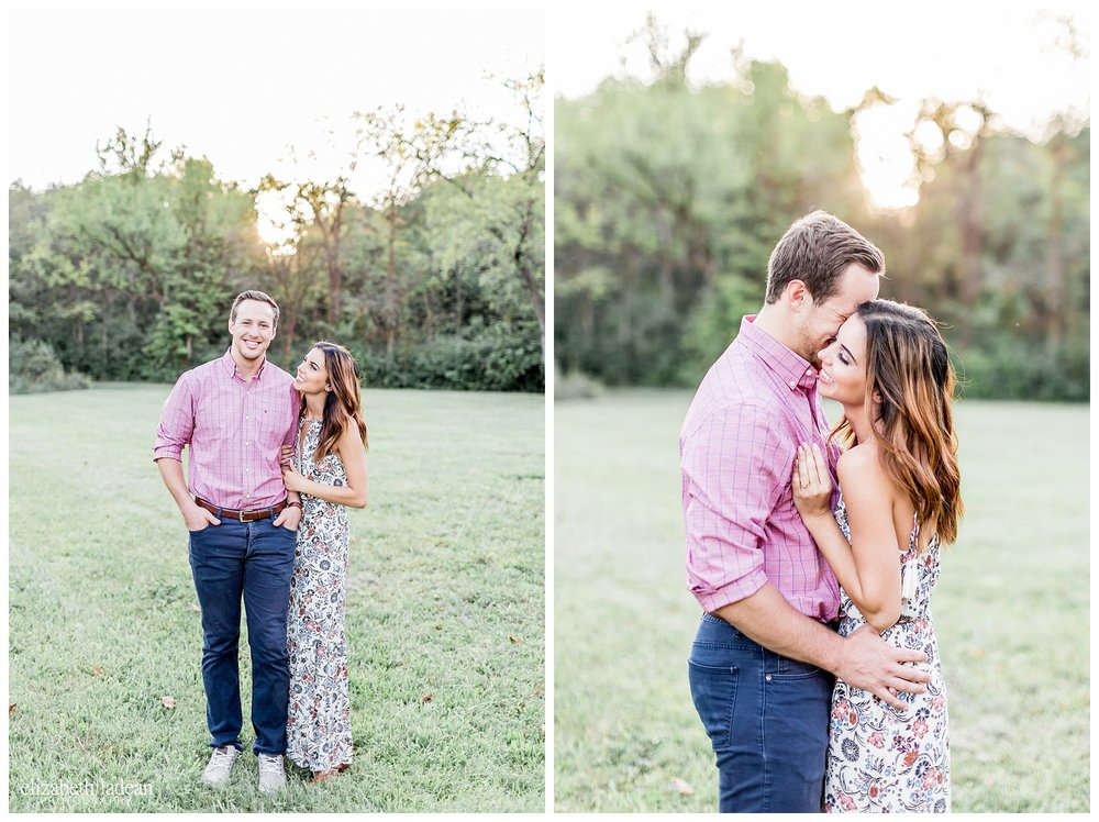 KC engagement photography