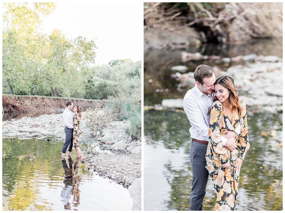 KC engagement session