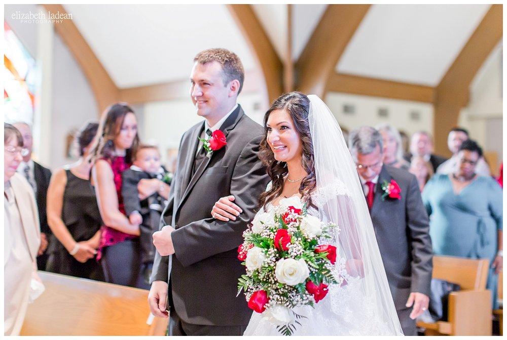 Wedding Ceremony at St. Thomas More Parish
