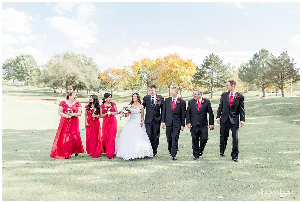 Kansas Natural Light wedding photographer
