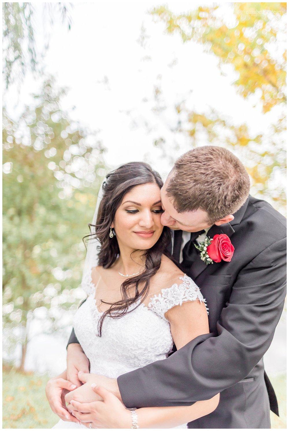 KC Natural Light wedding photographer