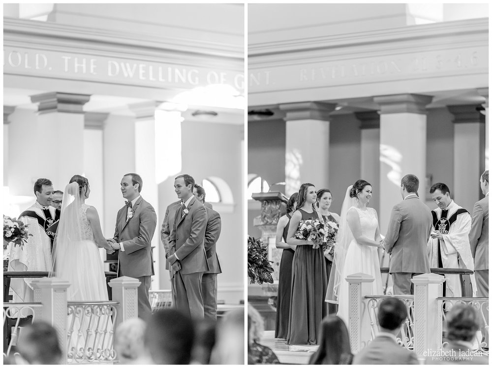 St. Michael the Archangel wedding photography