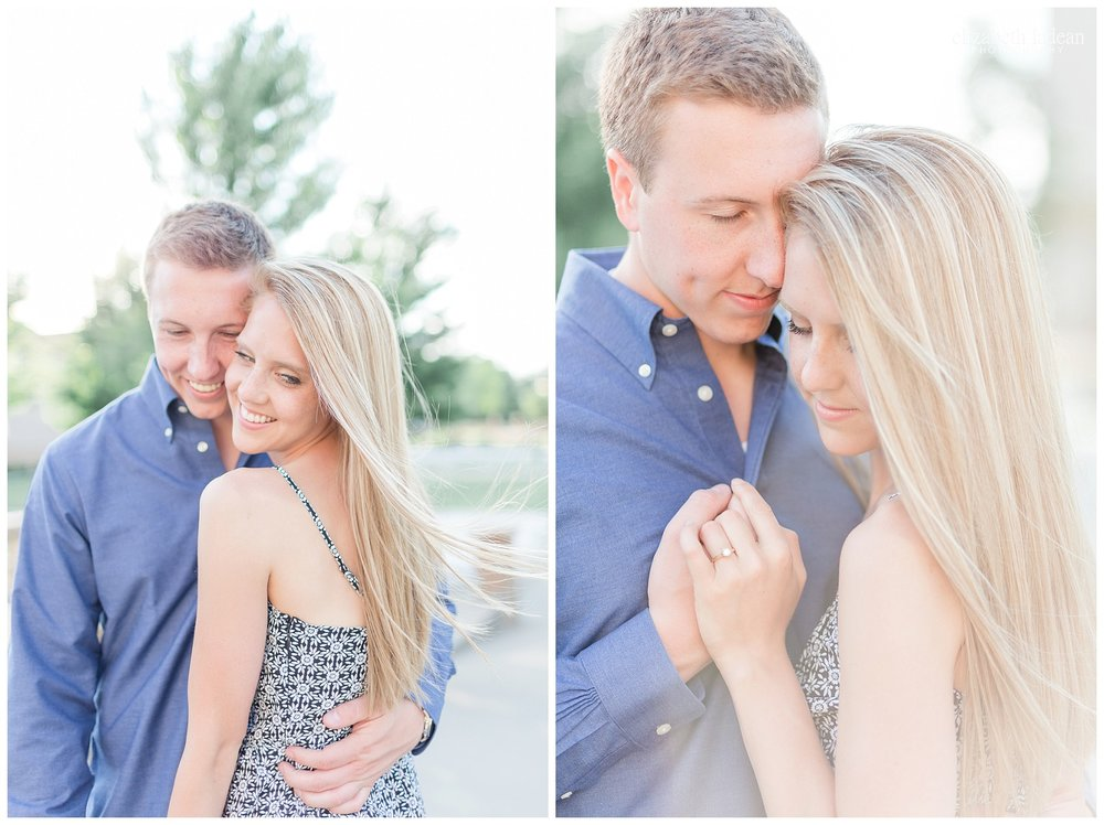 authentic kc engagement photographer