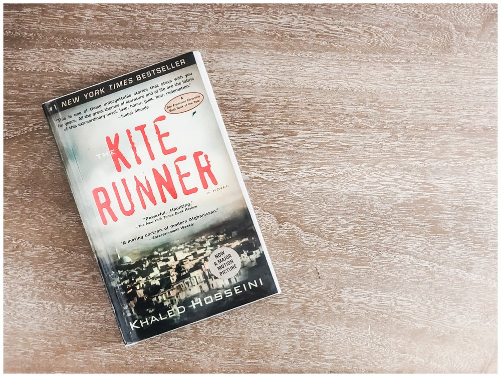 the kite runner book analysis