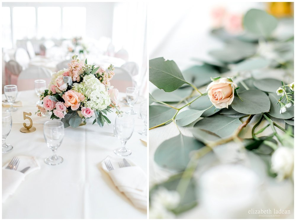 The Bloom Academy wedding day florals
