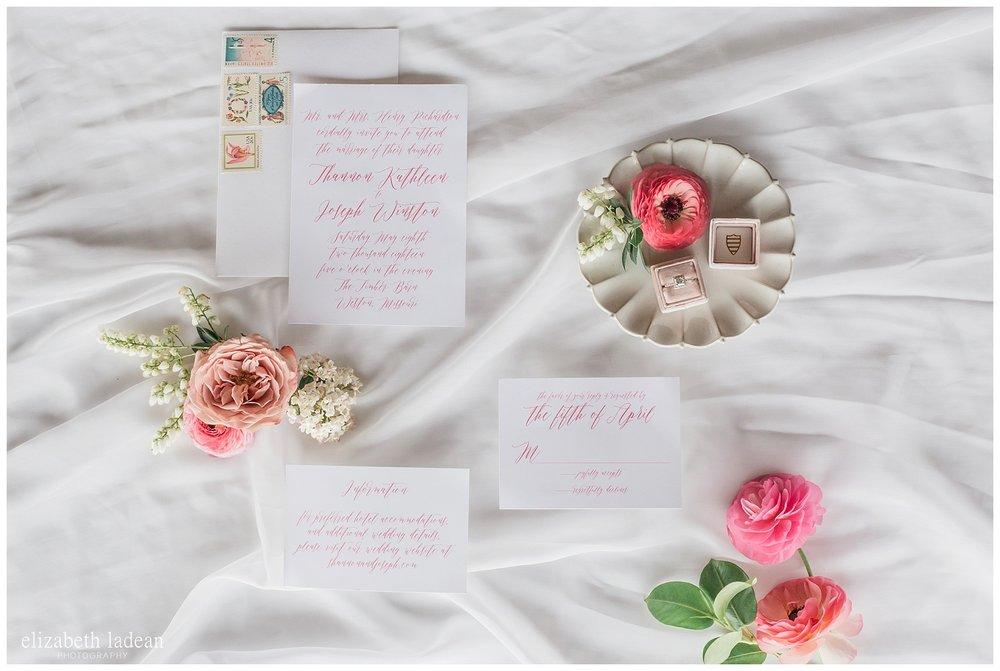 Nellie Sparkman Kansas City wedding planner and stationary design