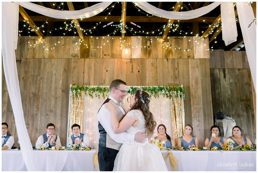 Weston Red Barn Farm wedding reception photos