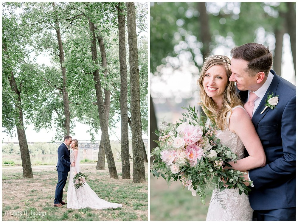 adventurous wedding photographer kansas city