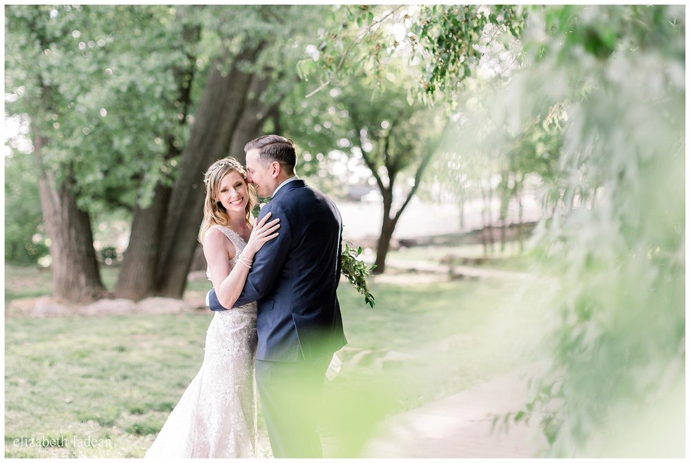 intimate wedding photography, kansas city, elizabeth ladean