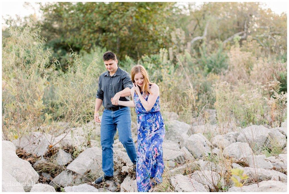 adventurous KC photography for couples