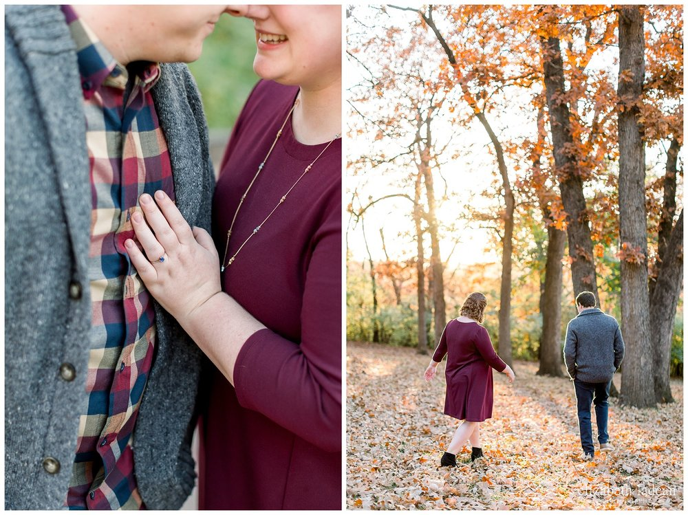 KC engagement and wedding photography