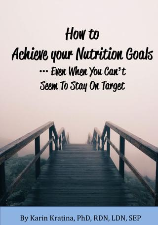 Are you struggling to achieve your nutrition goals? - Learn how an airplane's navigational system and Star Trek's defense plan can help you stay on target and be much more likely to reach your goals!