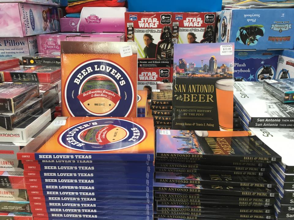 Photo courtesy of Jeremy Banas. And LOOk! Right next to star wars stuff! bonus!