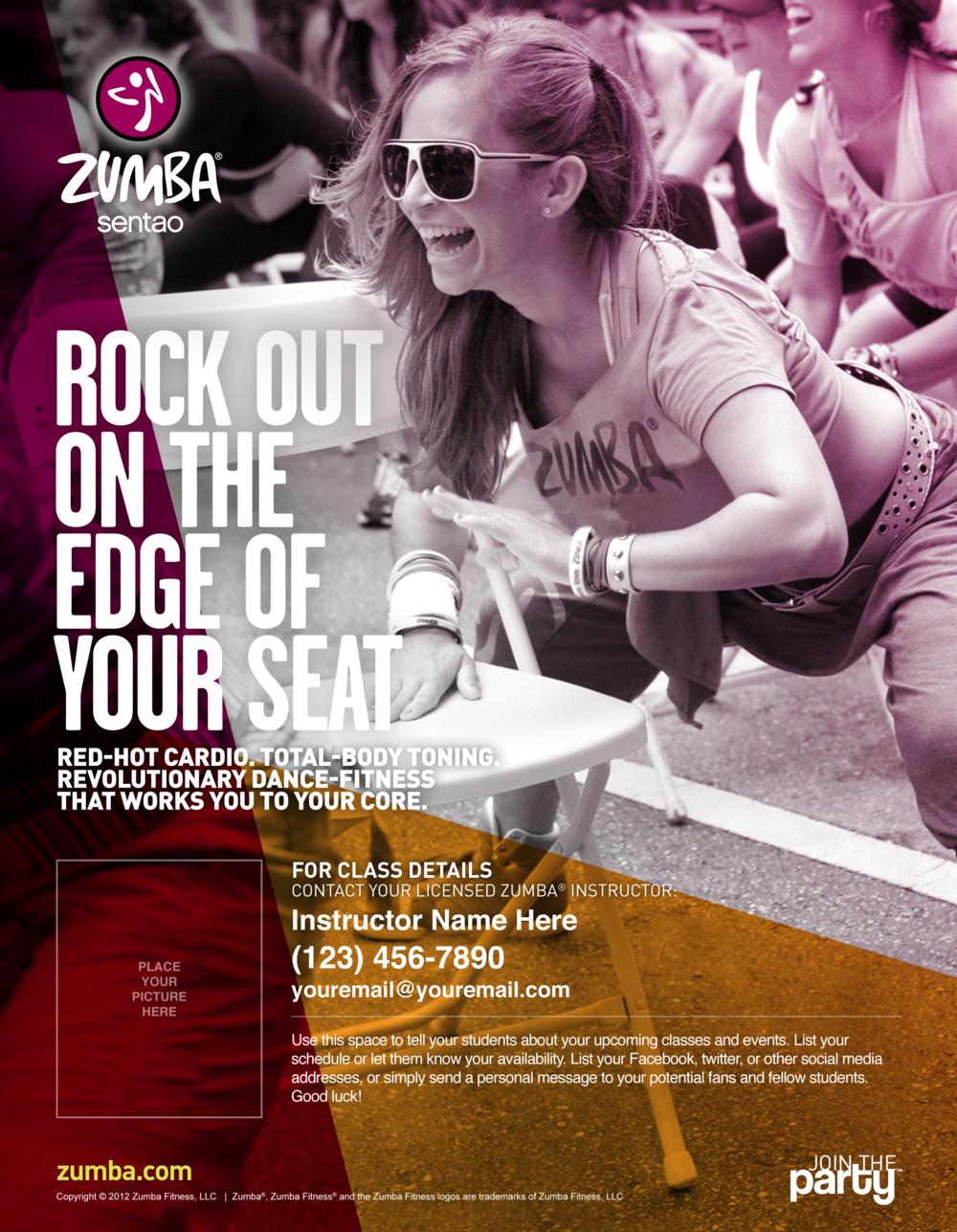 Zumba — Good Work Advertising   Design, Copywriting ...