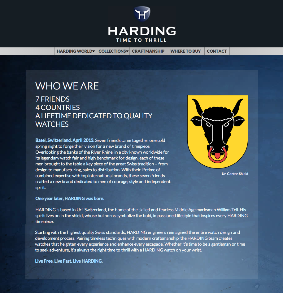 Harding_Watches_About