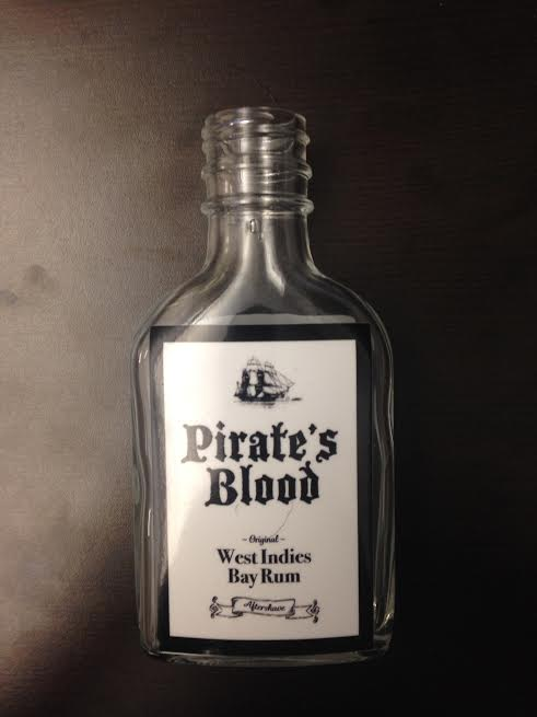 Pirate's Blood - Bay Rum (Front)