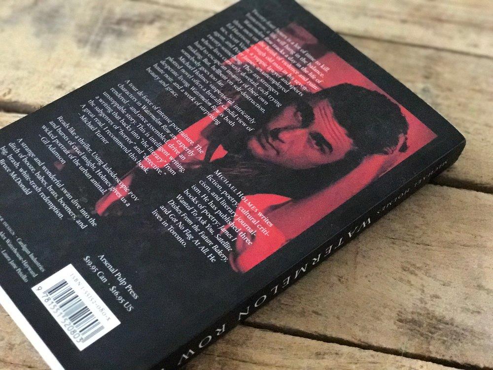 Watermelon Row / Michael Holmes / Arnsenal Press