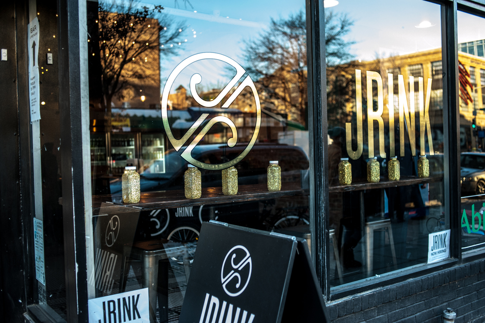 JRINK juicery 14th street logan circle washington dc