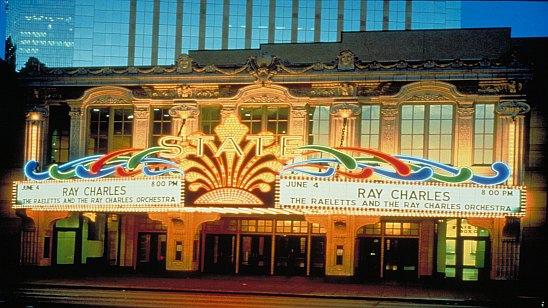 The Historic State Theatre