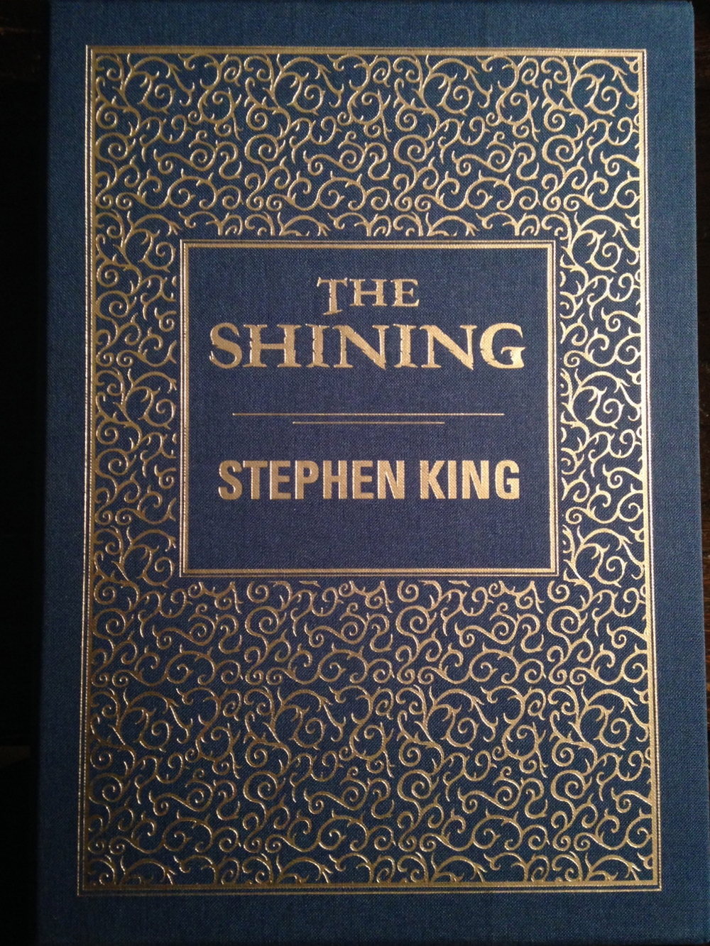 The Shining    Slipcase - Subterranean Press