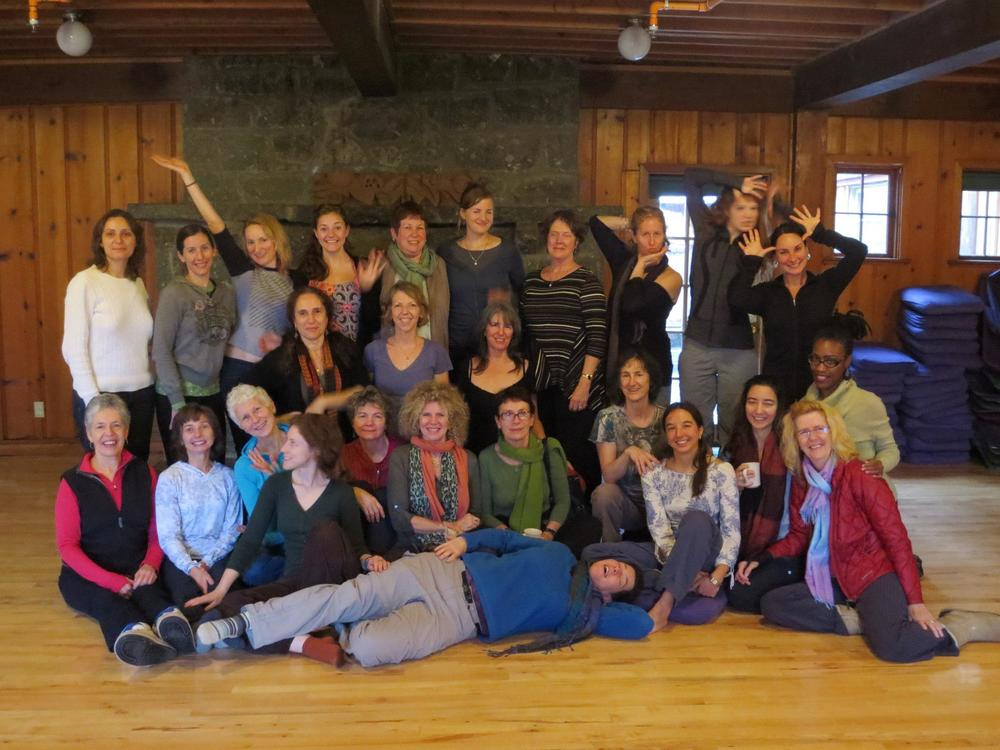 Breitenbush Women's Tango retreat 2012