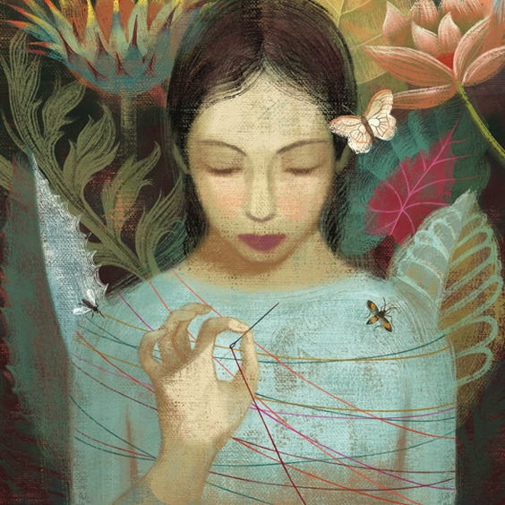 Art by Anna & Elena Balbusso
