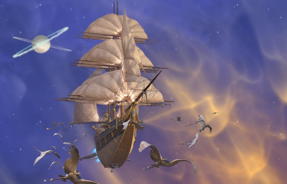 Treasure Planet, Disney pictures
