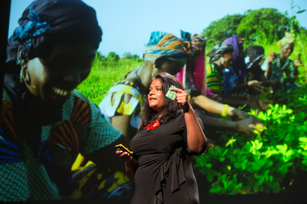 Anushka Ratnayake, ©PopTech 2013