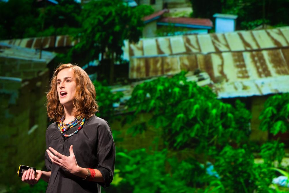 Nicole Stubbs, ©PopTech 2013