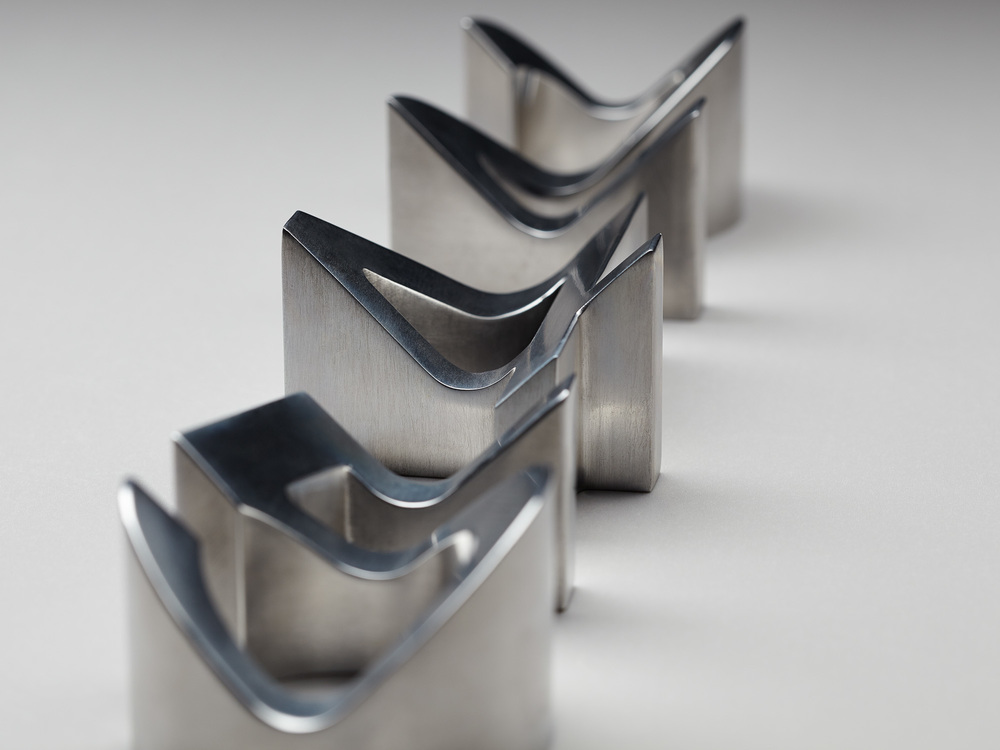 Numeral aluminium by daast 002