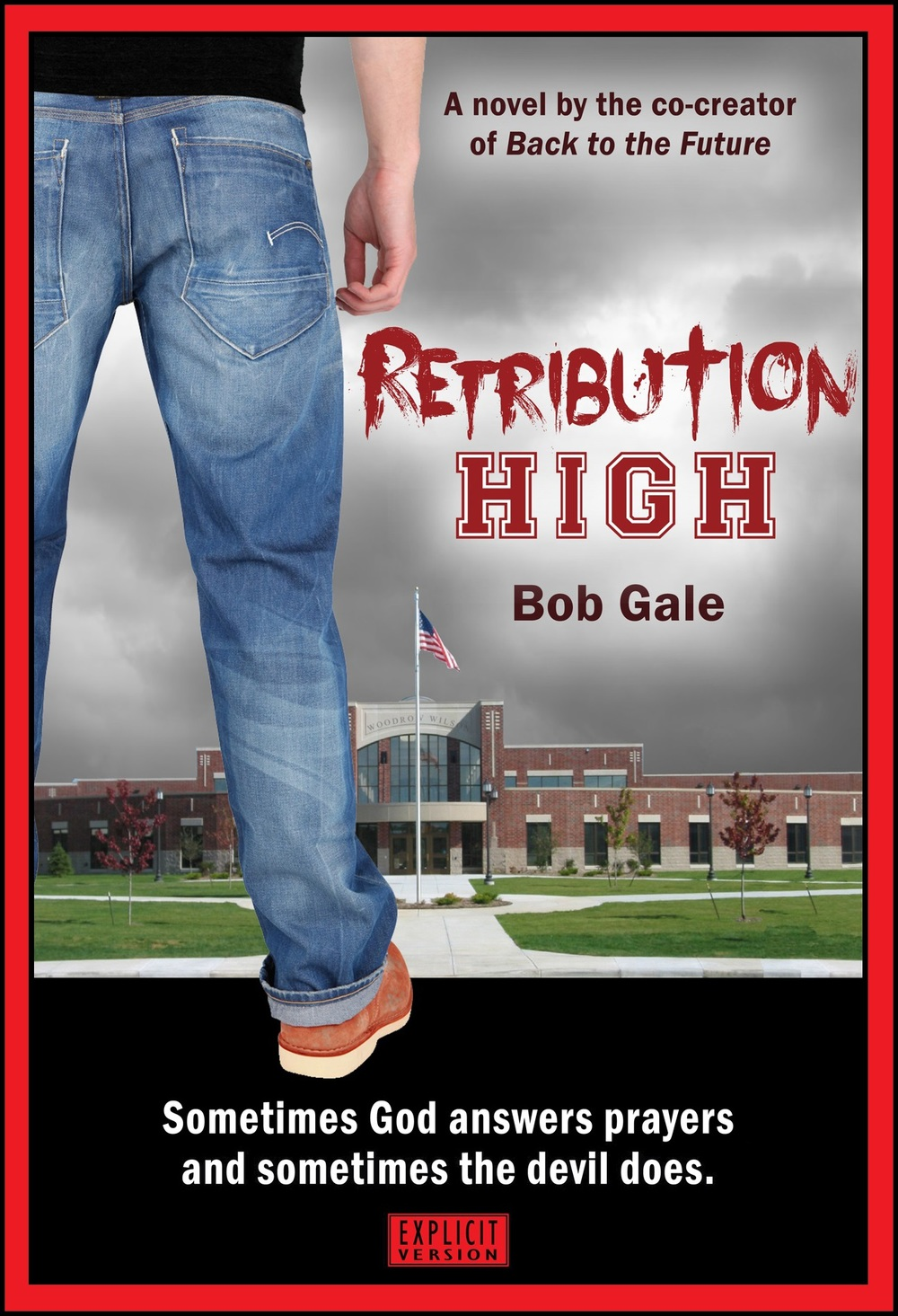 Cover by Samo Gale.  Entire contents copyright ©2013 by Bob Gale.
