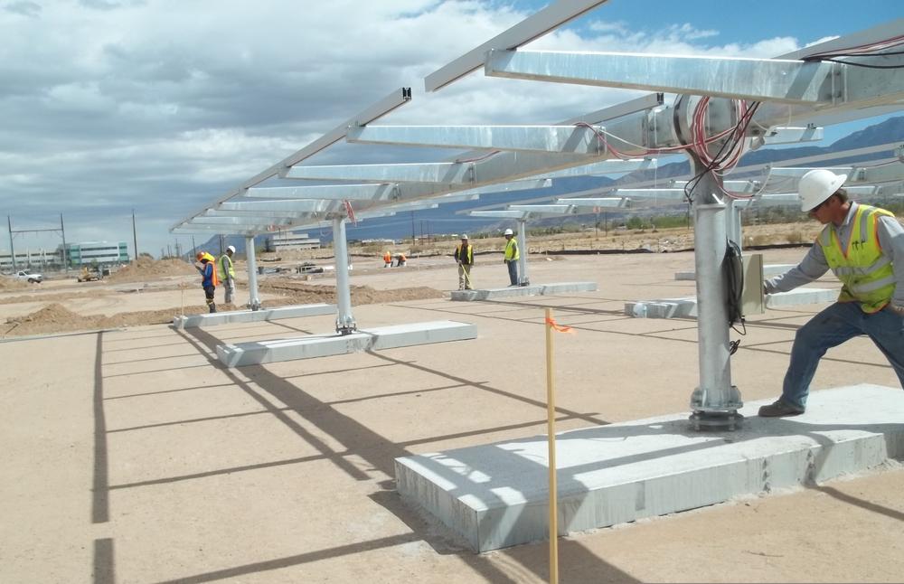 Eubank Solar Array