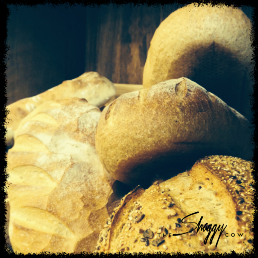 Fresh Sourdough Breads