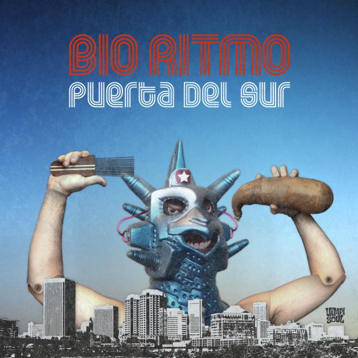 Destaque da semana - New Album # Puerta del Sur