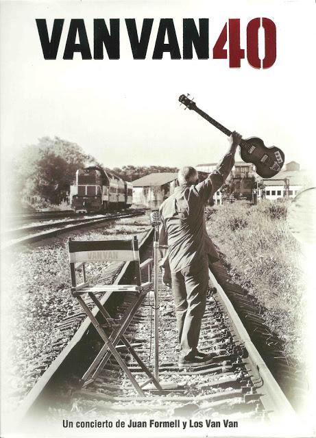 VAN VAN 40 -(DVD 2013)