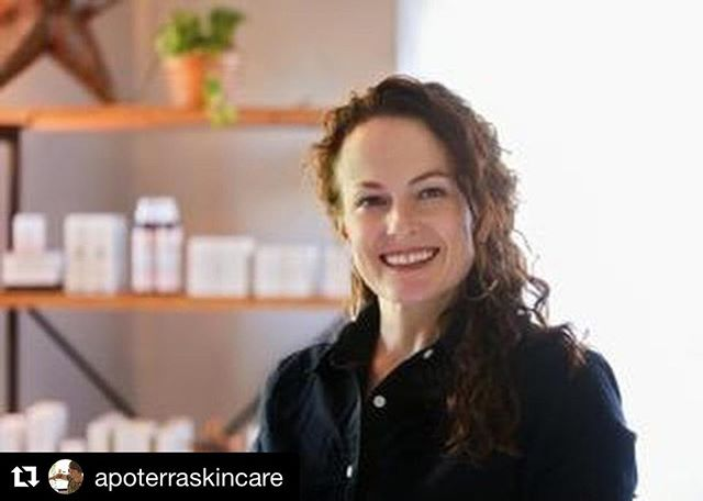 "So honored to chat with apoterra skincare, a line I love for its efficacy and purity of ingredients!! #Repost @apoterraskincare ・・・ Meet Rita, founder of @calmskincarestudio ⠀⠀⠀⠀⠀⠀⠀⠀⠀ ""Calm was born out of a desire to continue to connect with people ~ to help, to inspire, to calm, give solace, and authenticity in skincare… over the years it has truly evolved into a place where I love to be. I go to work feeling light and ready to give whatever is asked of me.. and THAT is what is fun."" ⠀⠀⠀⠀⠀⠀⠀⠀⠀ .⠀⠀⠀⠀⠀⠀⠀⠀⠀ Calm Skincare Studio is authentic and a breath of fresh air. ⠀⠀⠀⠀⠀⠀⠀⠀⠀ Read our full interview with Rita on our blog, link in profile!⠀⠀⠀⠀⠀⠀⠀⠀⠀ .⠀⠀⠀⠀⠀⠀⠀⠀⠀ .⠀⠀⠀⠀⠀⠀⠀⠀⠀ .⠀⠀⠀⠀⠀⠀⠀⠀⠀ #womensday #womensday2018  #calmskincarestudio #naturalbeauty"